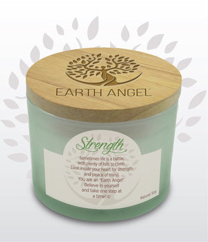 Open image in slideshow, Soy Candle: Strength