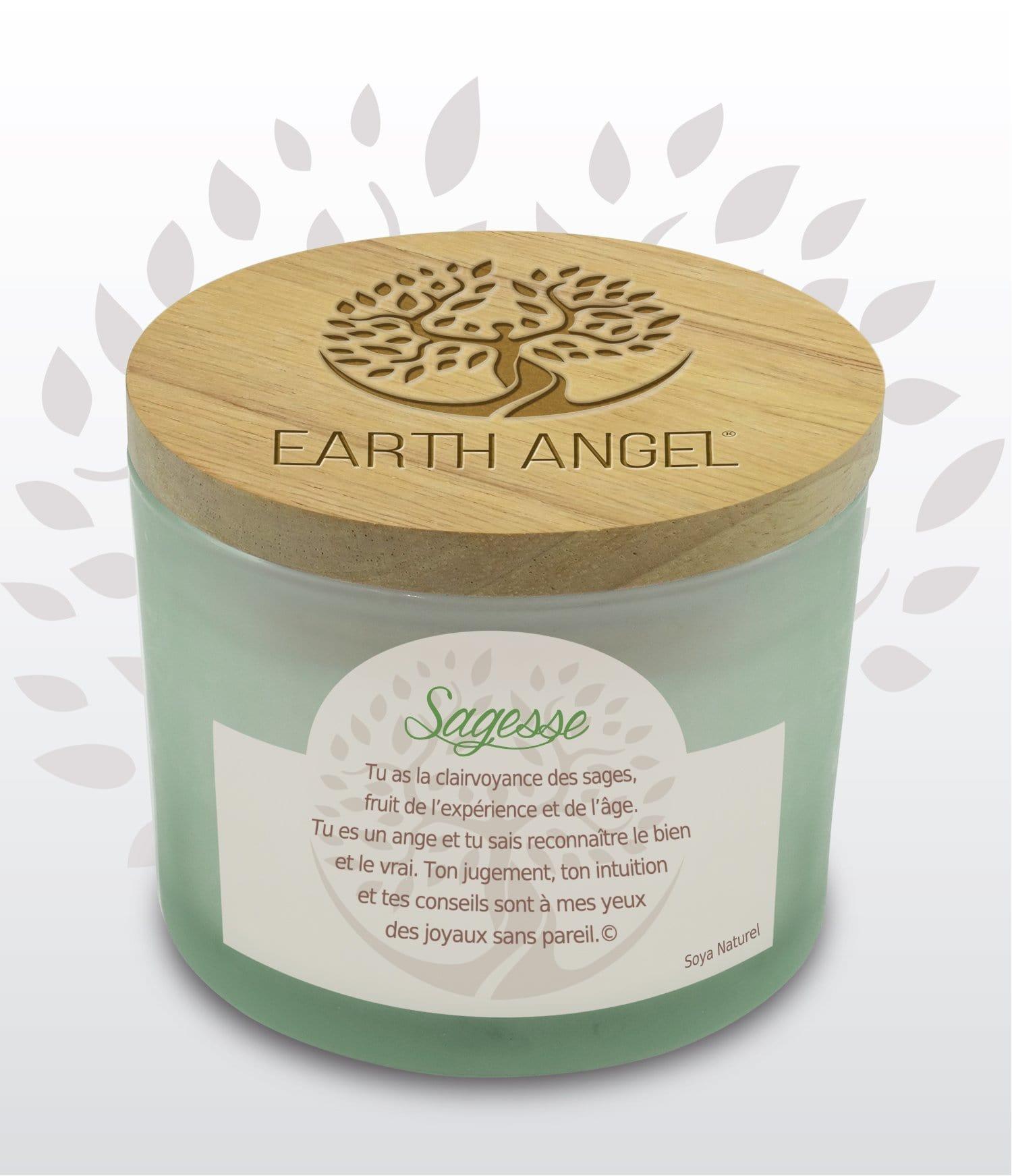 Soy Candle: Sagesse