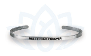 Open image in slideshow, Best Friend Forever: Cuff Bracelet