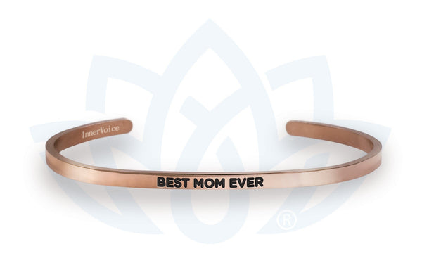 Best Mom Ever :: Bracelet