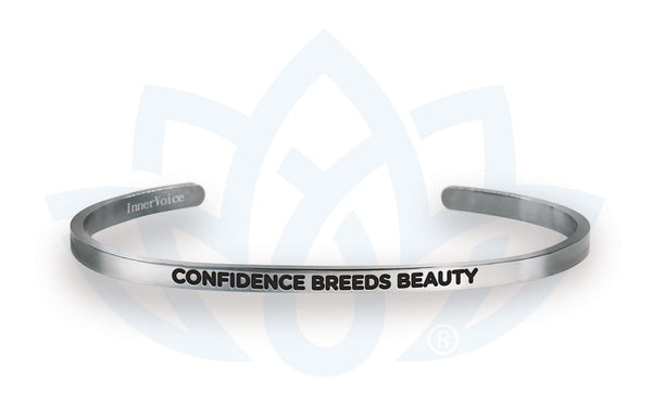 Confidence Breeds Beauty :: Bracelet
