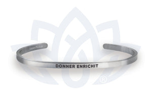 Open image in slideshow, Donner enrichit: Bracelet