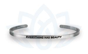 Open image in slideshow, Everything has Beauty: Bracelet