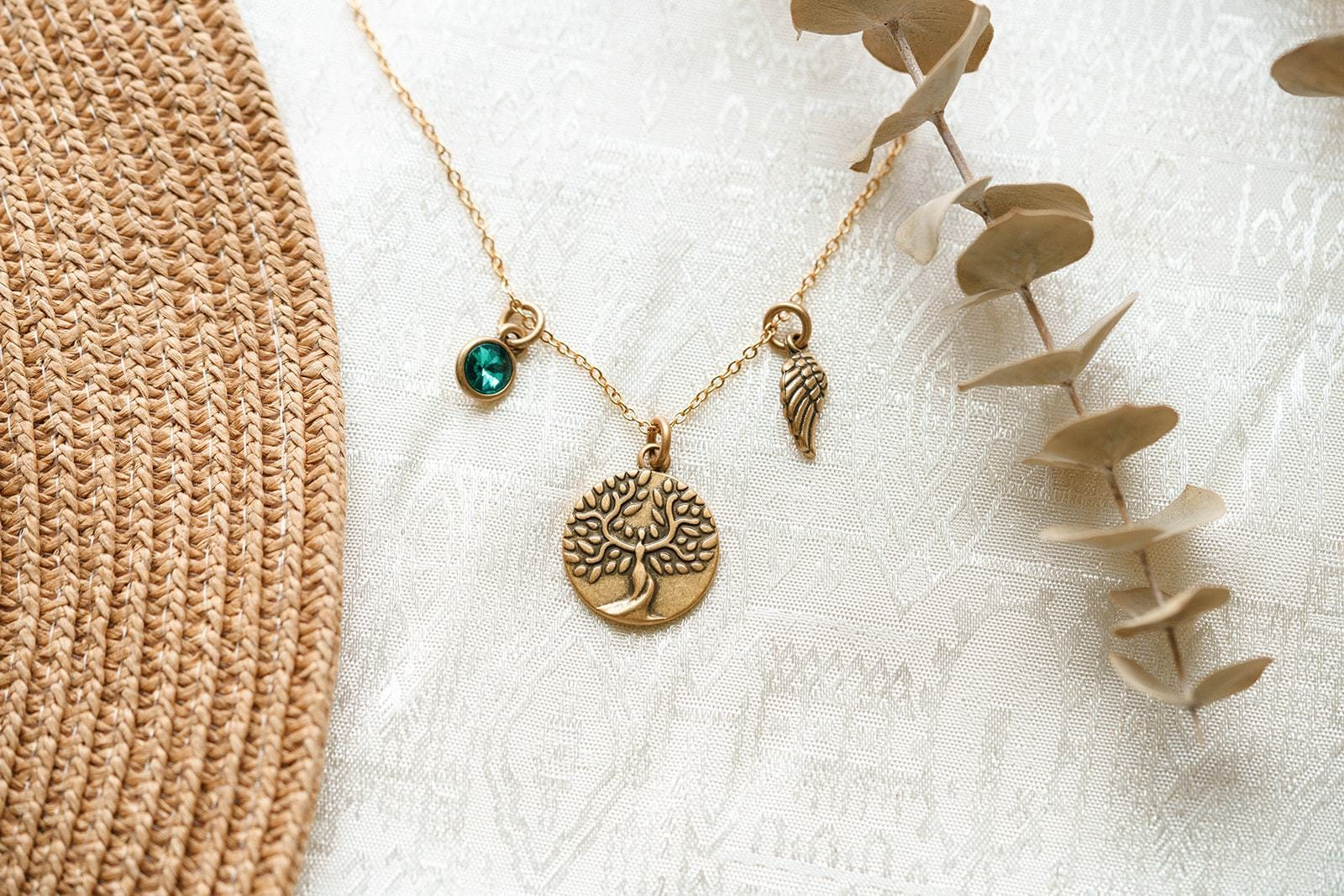 Birthday Wish: Charm Necklace