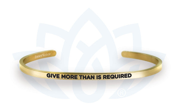 Give More than is Required :: Bracelet