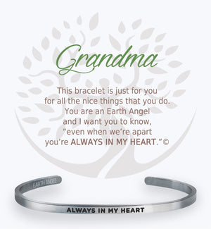 Open image in slideshow, Grandma: Cuff Bracelet