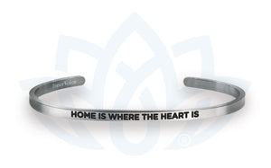 Open image in slideshow, Home is Where the Heart Is: Bracelet