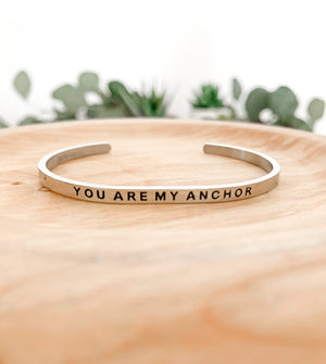 Amour toujours: Cuff Bracelet