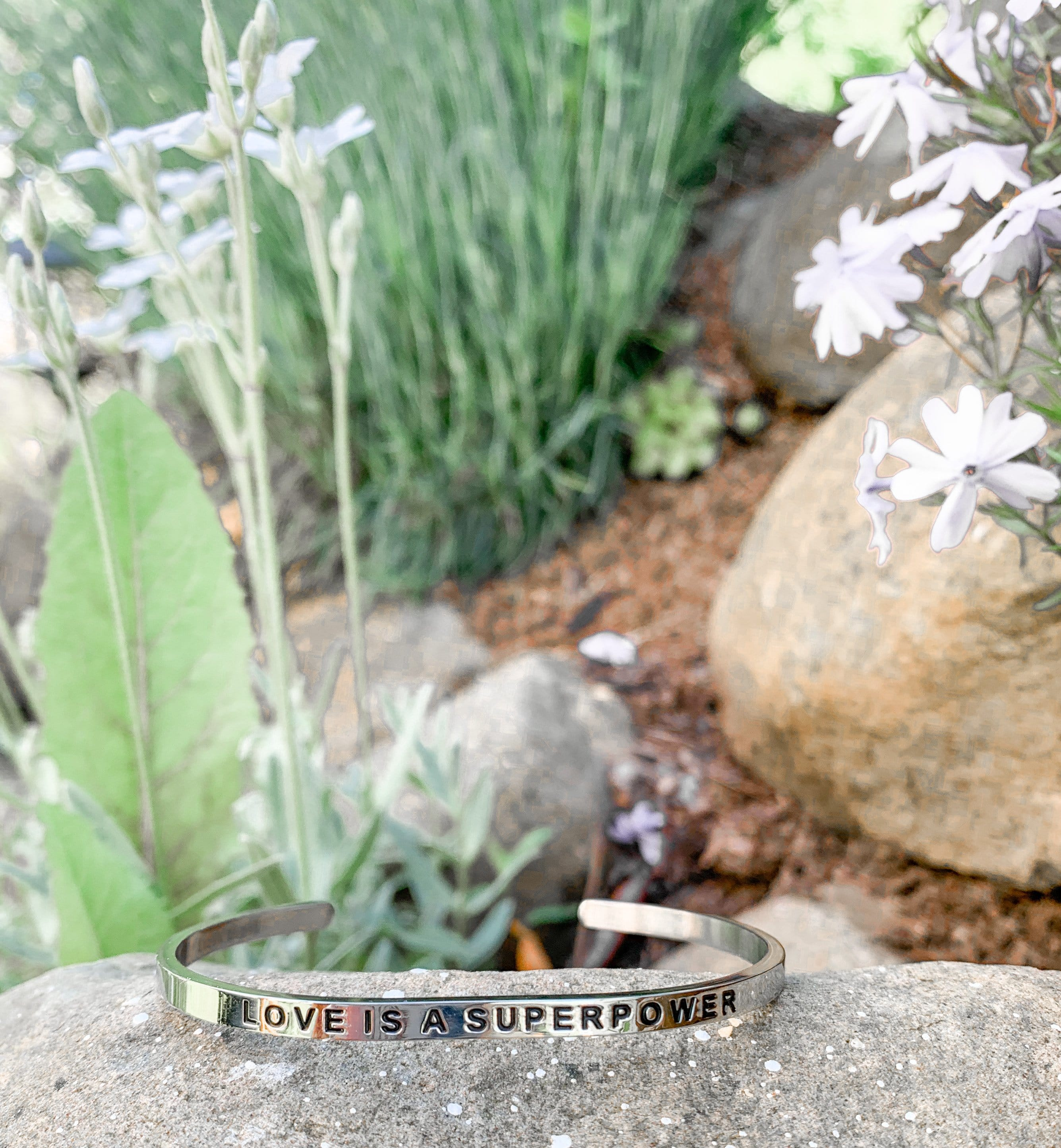 Be the Change: Cuff Bracelet