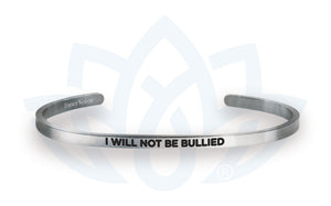 Open image in slideshow, I Will Not Be Bullied: Bracelet