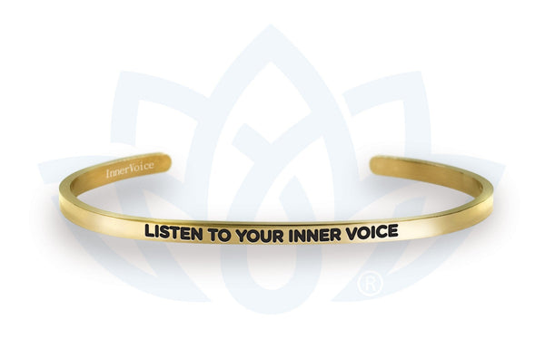 Listen to Your Inner Voice :: Bracelet