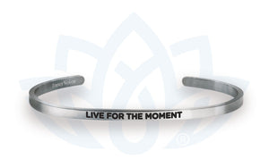 Open image in slideshow, Live for the Moment: Bracelet