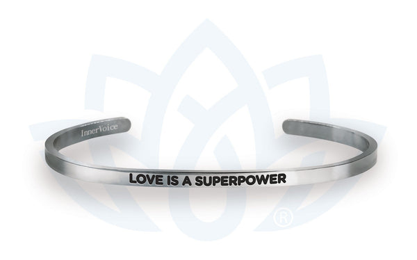 Love is a Superpower :: Bracelet