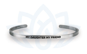 Open image in slideshow, My Daughter My Friend: Bracelet