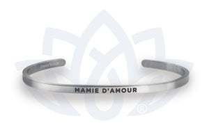 Open image in slideshow, Mamie d'amour: Bracelet