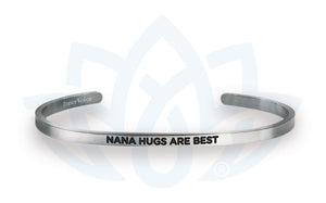 Open image in slideshow, Nana Hugs are Best: Bracelet
