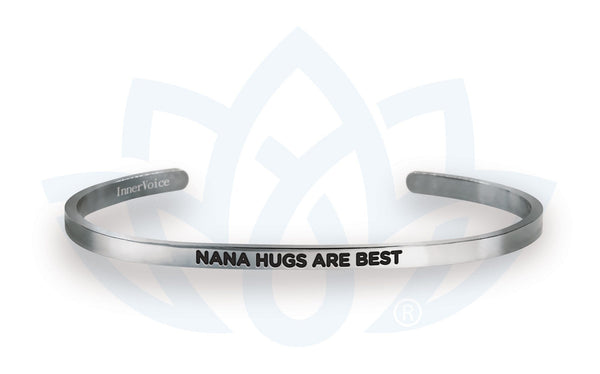 Nana Hugs are Best :: Bracelet