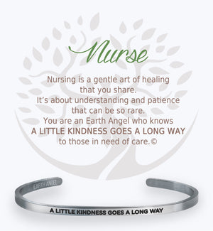 Open image in slideshow, Nurse: Cuff Bracelet