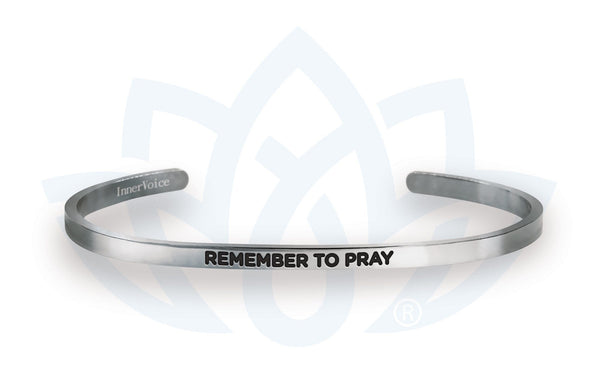 Remember to Pray :: Bracelet
