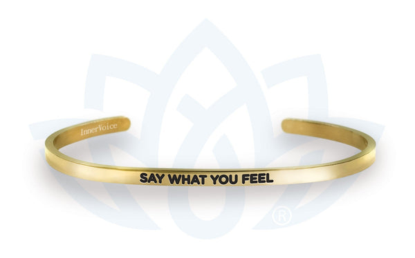 Say What You Feel :: Bracelet