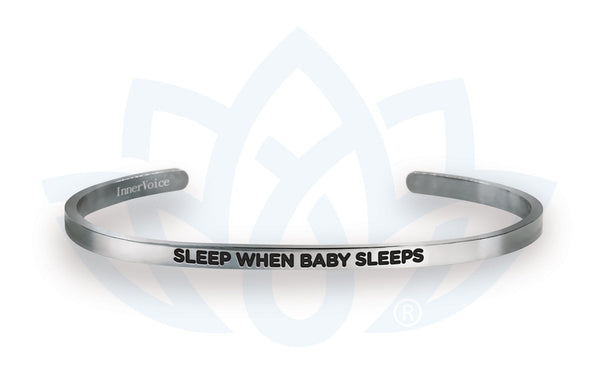 Sleep When Baby Sleeps :: Bracelet