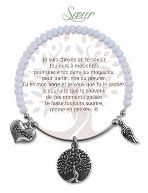Open image in slideshow, Sœur: Radiant Stone Bracelet