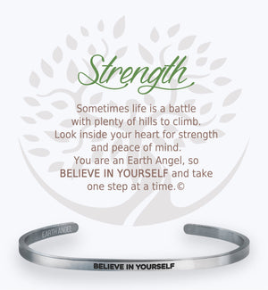 Open image in slideshow, Strength: Cuff Bracelet