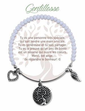 Open image in slideshow, Gentillesse: Radiant Stone Bracelet