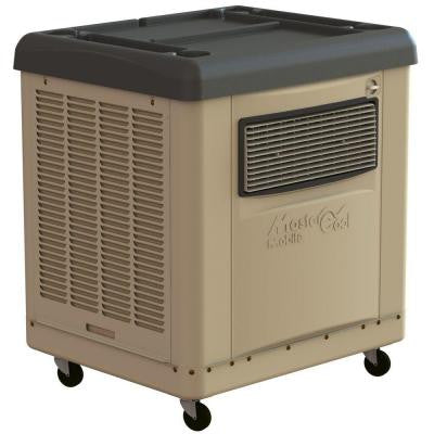 MasterCool 1600 CFM 2-Speed Portable Evaporative Cooler for 800 sq. ft. (with Motor)