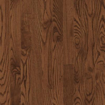 American Originals Brown Earth Oak 3/4 in. Thick x 5 in. Wide Solid Hardwood Flooring (23.5 sq. ft. / case)