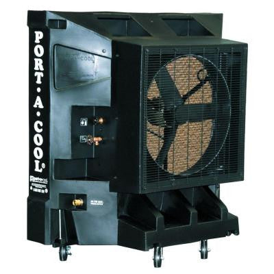 6700 CFM Variable Speed Portable Evaporative Cooler for 1800 sq. ft.