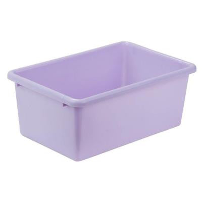 7.9-Qt. Storage Bin in Purple