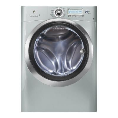 Wave-Touch 4.4 cu. ft. High-Efficiency Front Load Washer with Steam in Silver Sands, ENERGY STAR