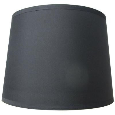 Mix & Match Black Drum Table Shade
