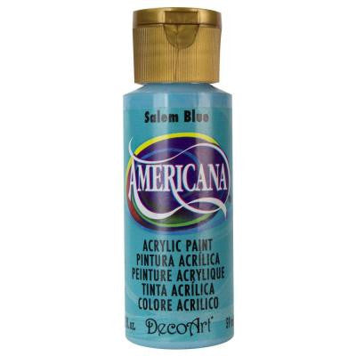 Americana 2 oz. Salem Blue Acrylic Paint