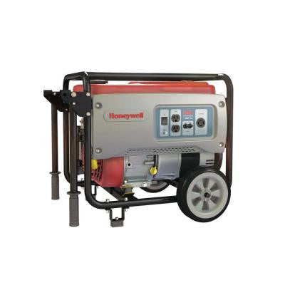 3,250-Watt Gas Powered Portable Generator