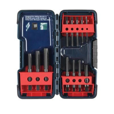 Black Oxide Tap Set (12-Piece)