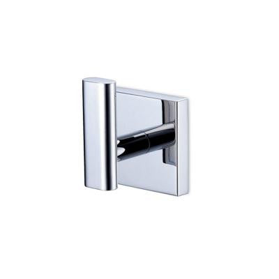 Elevate Single Robe Hook in Chrome