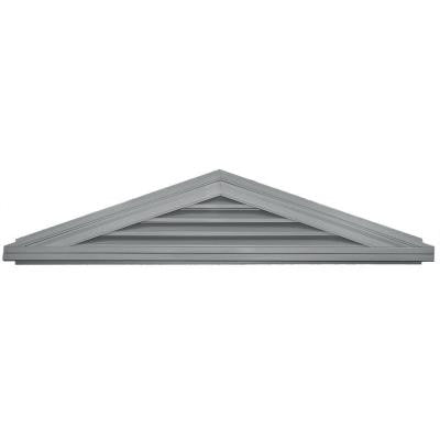 4/12 Triangle Gable Vent #030 Paintable