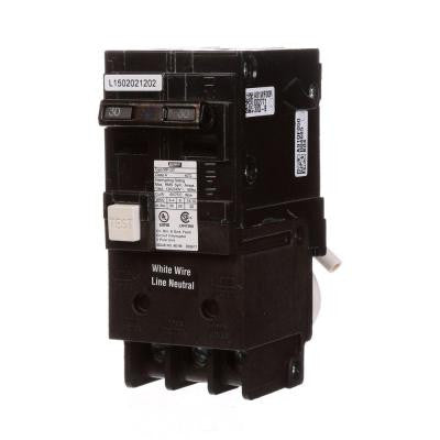 30 Amp Double-Pole Type MP-GT GFCI-Circuit Breaker
