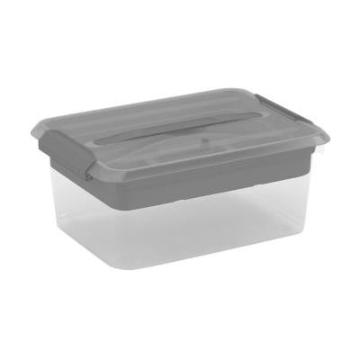 LatchMate+ 14.5 qt. Storage Box with Caddy
