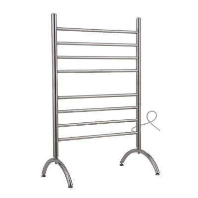 Barcelona 37 in. Towel Warmer in Polished Stainless Steel