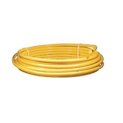 1/2 in. x 50 ft. Plastic Coated Copper Coil