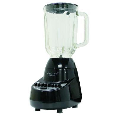 14-Speed Blender in Black