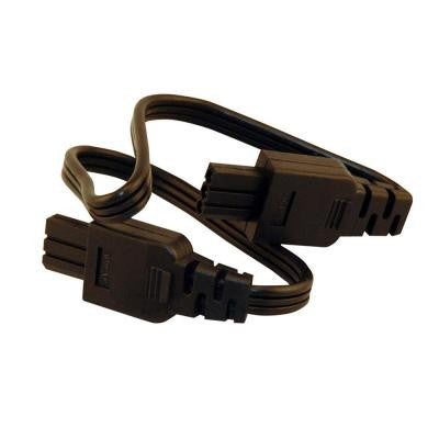 Pro-Series 17 in. Black Under Cabinet Light Jumper Cord