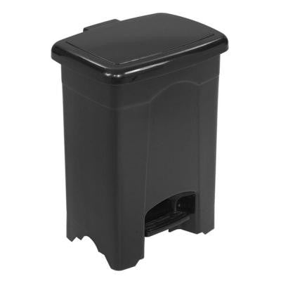 4 Gal. Plastic Step-on Receptacle