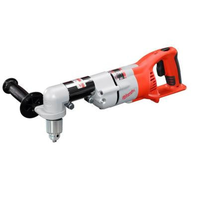 M28 28-Volt Lithium-Ion 1/2 in. Cordless Right Angle Drill (Tool Only)