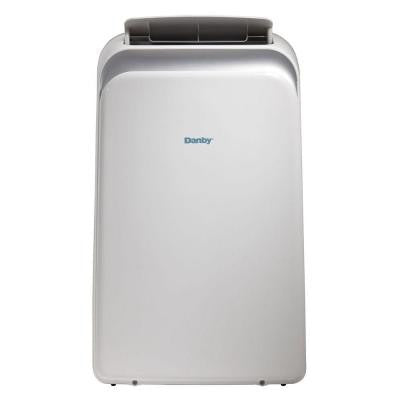 12,000 BTU Portable Air Conditioner with Heat and Remote