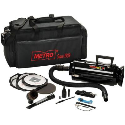 DataVac Anti-Static 1.7 Peak H.P. Vacuum/Blower Electronic Cleaning System with 4 Stage HEPA Filter and ESD Safe Unit