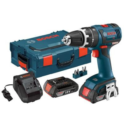 18-Volt EC 1/2 in. Cordless Brushless Compact Tough Hammer Drill/Driver